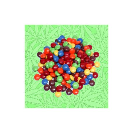 W & W's Candied Chocolate Gems