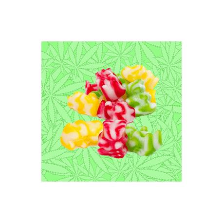 Emerald Triangle Gummy Bears