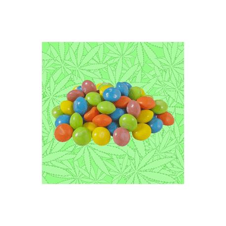 Skittlez Candied Tropical Fruit gems
