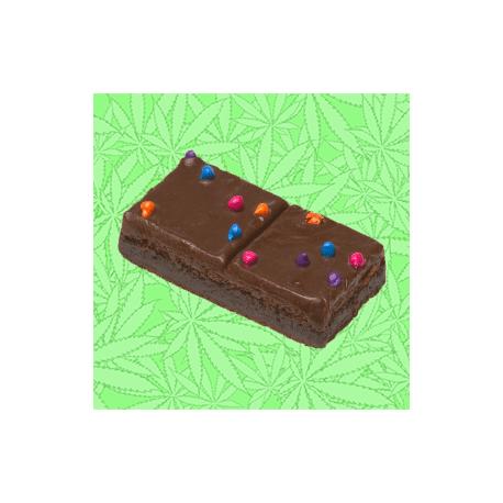 Cannabis Fudge Brownie Bar
