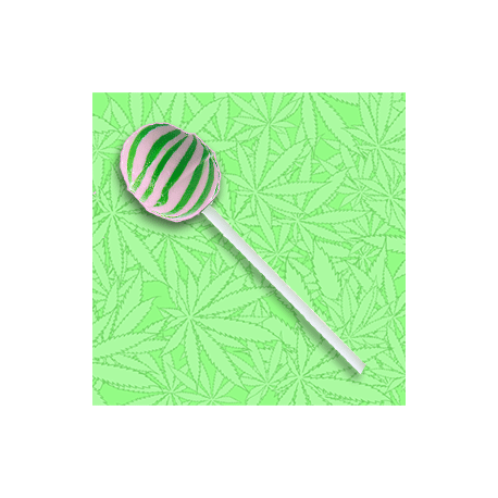 Cannabis Lollipop