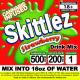 Skittlez Cannabis Beverage Mix - Strawberry