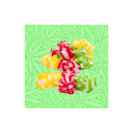 Emerald Triangle Gummy Bears
