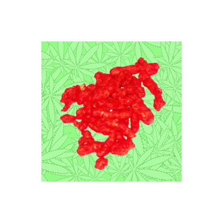 Crunchy Cannabis Hot Cheetos