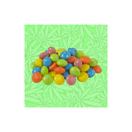 Skittlez Candied Tropical Fruit gems