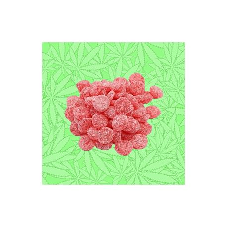 Sour Dab Cherries Gummy Candy