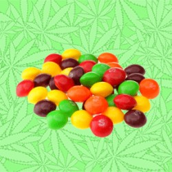 Cannabis Skittlez Candied Fruity gems