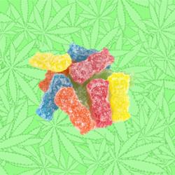 Sour Dab Kids Gummy Candy