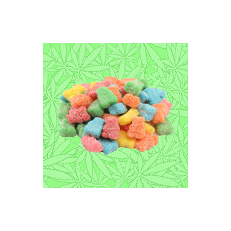 Sour Slumpy Bears Gummy Candy