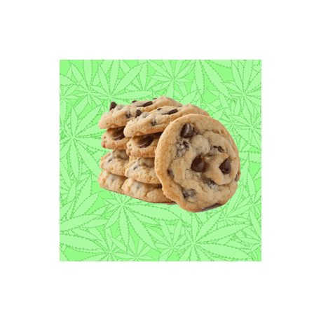 Kush Ahoy Soft Batch Chocolate Chip Cookies