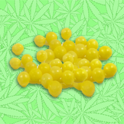 Cannabis Lemonheads Candy