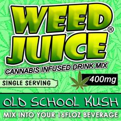 Weed Juice Cannabis Beverage Mix - Original
