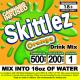 Skittlez Cannabis Beverage Mix - Orange